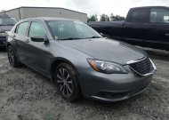 2012 CHRYSLER 200 TOURIN #1565218629