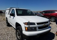 2012 CHEVROLET COLORADO #1574248296