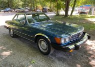 1981 MERCEDES-BENZ 380 SL #1577068336