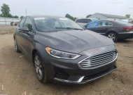 2019 FORD FUSION SEL #1580512943