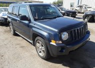 2008 JEEP PATRIOT SP #1581991379