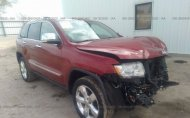 2013 JEEP GRAND CHEROKEE OVERLAND SUMMIT #1589865113