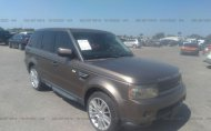 2011 LAND ROVER RANGE ROVER SPORT HSE LUX #1592479489