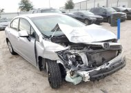 2012 HONDA CIVIC LX #1593255779