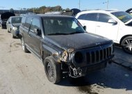 2011 JEEP PATRIOT SP #1596585156