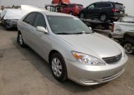 2002 TOYOTA CAMRY LE #1597083393