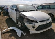 2015 TOYOTA SCION TC #1600160783