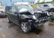 2017 JEEP PATRIOT LA #1600706723