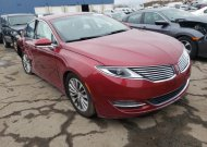 2014 LINCOLN MKZ #1600771909