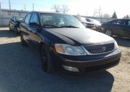 2002 TOYOTA AVALON XL #1603003999