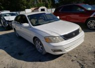2000 TOYOTA AVALON XL #1603004493