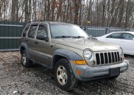 2005 JEEP LIBERTY SP #1603010626