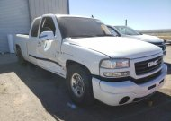 2007 GMC NEW SIERRA #1606851939