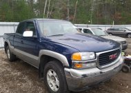 2002 GMC NEW SIERRA #1607813316