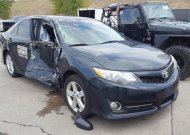 2014 TOYOTA CAMRY L #1608400353