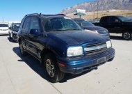 2004 CHEVROLET TRACKER LT #1613599799