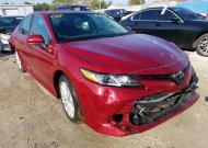 2020 TOYOTA CAMRY LE #1625335443