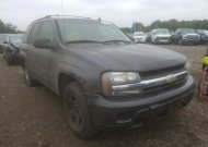 2007 CHEVROLET TRAILBLAZE #1629572529