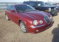 2000 JAGUAR S-TYPE #1639690123
