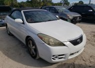 2007 TOYOTA CAMRY SOLA #1642606933
