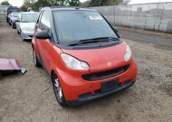 2008 SMART FORTWO #1644455279