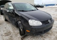 2008 VOLKSWAGEN RABBIT #1644490266
