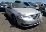 2011 CHRYSLER 200 C #1650648163