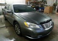 2013 CHRYSLER 200 TOURIN #1650730389