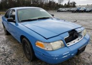 2007 FORD CROWN VICT #1660594949