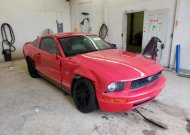 2009 FORD MUSTANG #1663420089