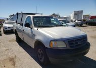 2002 FORD F150 #1664641659