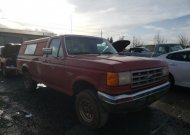 1991 FORD F150 #1683887933