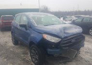 2020 FORD ECOSPORT S #1686777019