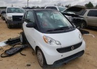 2013 SMART FORTWO PUR #1687666816