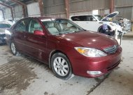 2004 TOYOTA CAMRY LE #1712450553