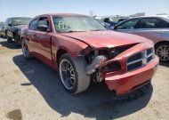 2009 DODGE CHARGER SX #1714898906