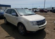 2008 LINCOLN MKX #1720110199