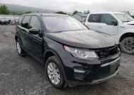 2017 LAND ROVER DISCOVERY #1729901849