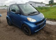 2008 SMART FORTWO PUR #1731437523