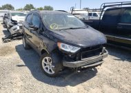 2018 FORD ECOSPORT S #1735147003
