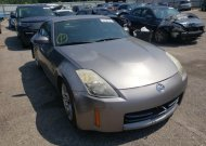 2007 NISSAN 350Z COUPE #1759905716