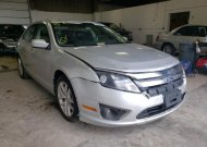 2011 FORD FUSION SEL #1763740726