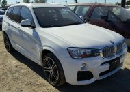 2017 BMW X3 SDRIVE2 #1043021484