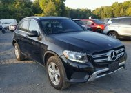 2017 MERCEDES-BENZ GLC 300 4M #1205263327
