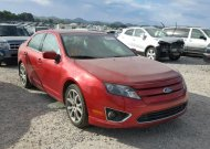 2011 FORD FUSION SEL #1217018697