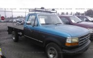 1995 FORD F150 #1254040857