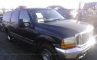 2001 FORD EXCURSION XLT #1263073164