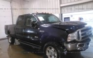 2005 FORD F350 SRW SUPER DUTY #1263075554