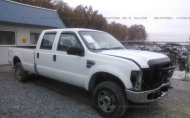 2008 FORD F250 SUPER DUTY #1270328211