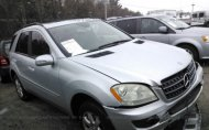 2006 MERCEDES-BENZ ML 350 #1273880711